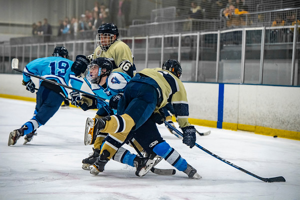 NAVY Men's Ice Hockey @ Villanova (01/18/2019)