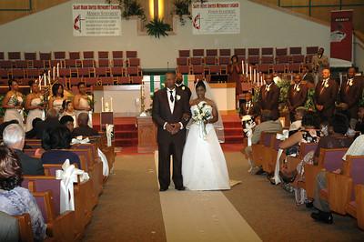 Margo & Mike Alberson Wedding June 21, 2008