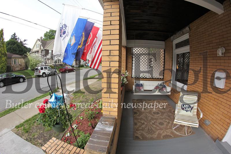 Robin's Home porch. Seb Foltz/Butler Eagle