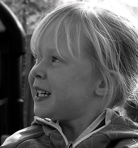 Kayley & Aurora - October 2011