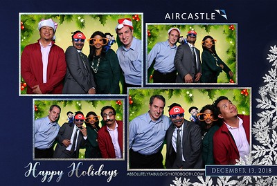 Aircastle's Holiday Party