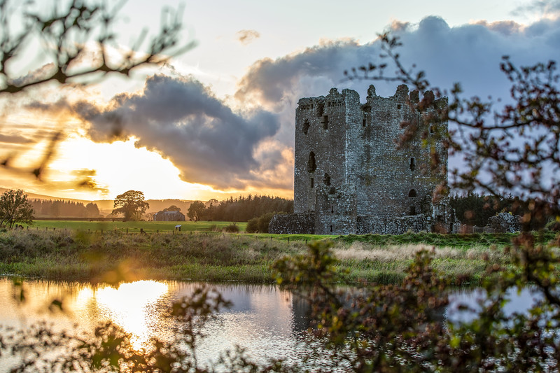 Threave Castle, Scotland