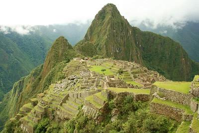 Peru Excursions - Machu Picchu