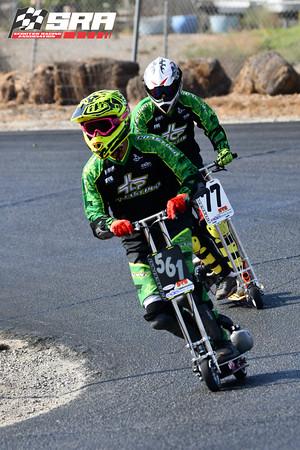 Go Ped Racer # 561