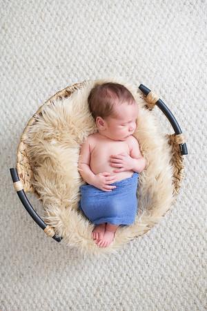 Hudson at 10 Days (Born June 22, 2016)