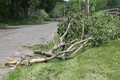 Tornado Aftermath Damage, West Penn (5-27-2011)