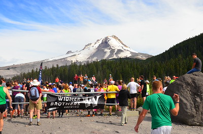 2015 Mt. Hood Scramble