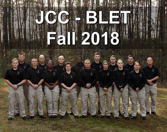 BLET Fall 2018