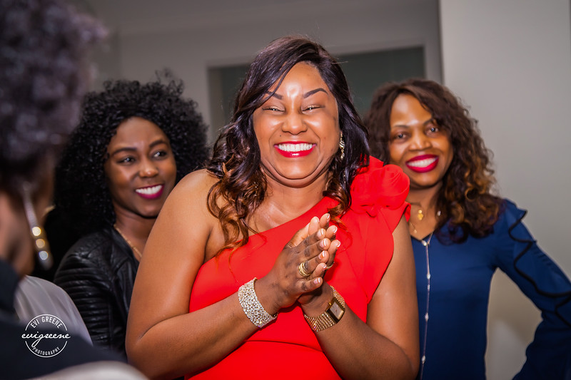 KISHANA LAROSE SURPRISE 40TH BIRTHDAY