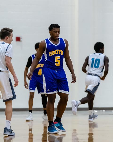 2019-01-04 Oscar Smith vs Hickory JV Basketball