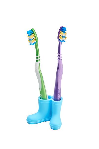 Rain and Shine Toothbrush Holder