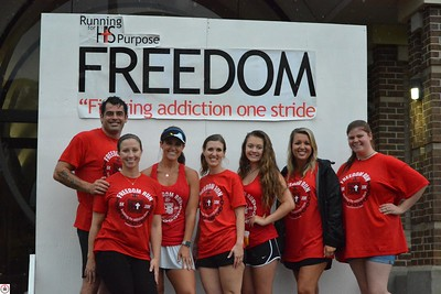 2018 His Purpose Freedom Run
