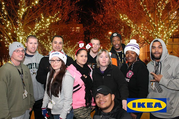 2016 IKEA Holiday Party for 12/12/2016