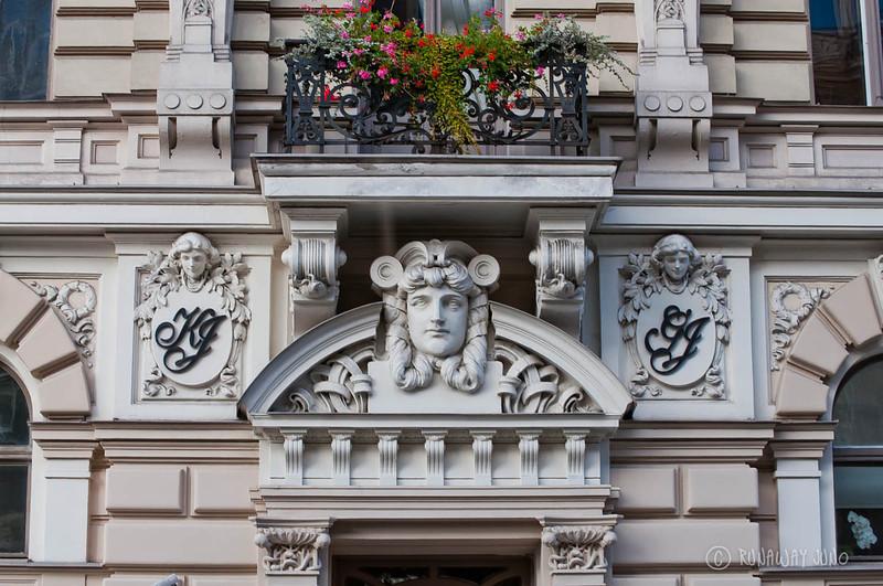 Art Nouveau at Elizabetes 33 Details