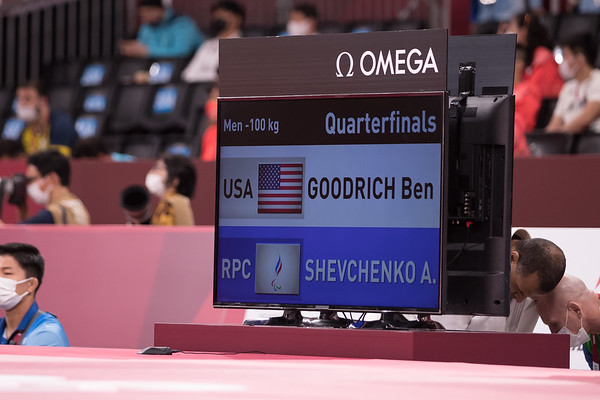 8-29-2021 Men -100 kg USA vs. RPC