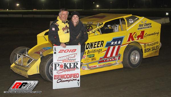 Bridgeport Speedway - 11/10/19 - Jim Brown