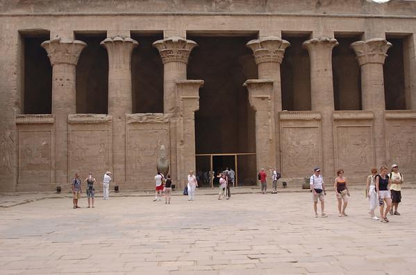 TEMPLE EDFOU - LOUQSOR- EGYPTE