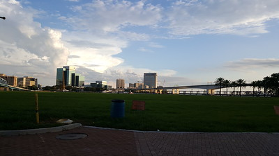 Jacksonville Landing Site - August 2020