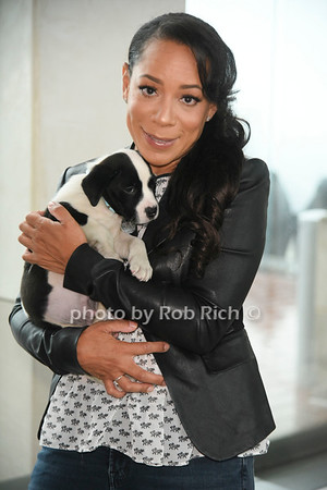 CELEBRATION OF THE 10TH ANNIVERSARY OF NORTH SHORE ANIMAL LEAGUE AMERICA'S MUTT-I-GREES® PROGRAM  with Award-Winning Actress Selenis Leyva  at  Top of the Rock on 10-3-19.  all photos by Rob Rich/SocietyAllure.com ©2019 robrich101@gmail.com 516-676-39