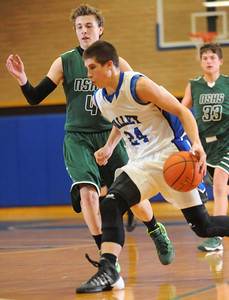 Dec.18, 2013 North Star v. Conemaugh Valley boys hoops