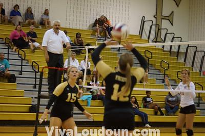 Volleyball: Kettle Run at Freedom 9.6.12 (Bob Landis)