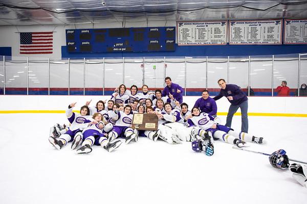 JV Ice Hockey Championship: CBC vs SLUH