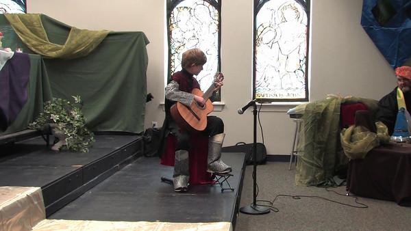 2012-01-20 Medieval Clay solo