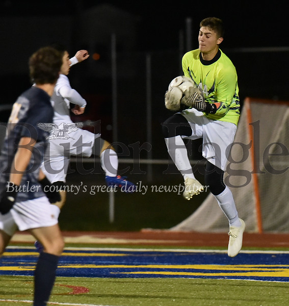 99585 Mars vs Chartiers Valley WPIAL Class 3A boys soccer first round playoff game at Mars Athletic Complex