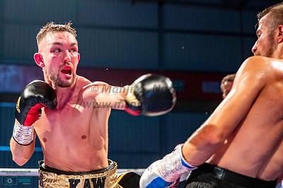 WBO European Bantamweight title - Kyle Williams vs Ionut Baluta