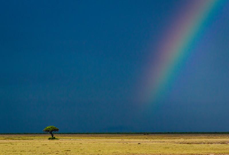 Rainbow at  Charitsaub
