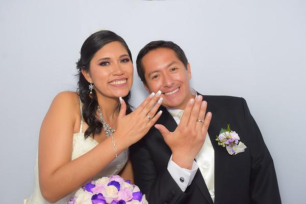 Angelica y Juan Carlos