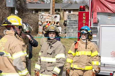 2016 Sissonville Fire & Rescue School