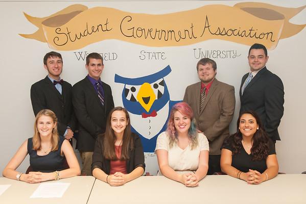 Fall 2014 SGA Executive Council