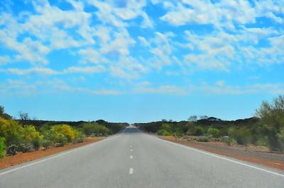 Road to Flinders Ranges, SA