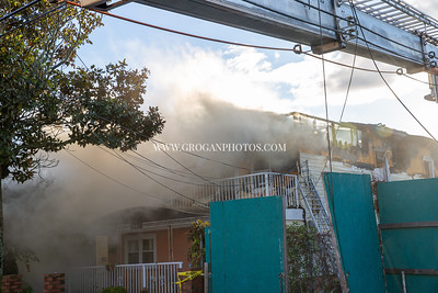 Queens 2nd Alarm Box 1277 537 Beach 68 St 10/18/19