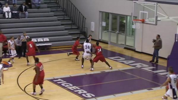 Darlington vs Cedartown 1-12-2008 video
