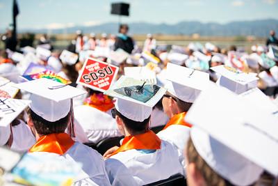 2019 St Vrain - Erie High School Graduation