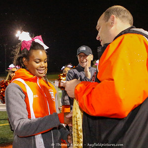Hayfield Homecoming: Pre-Game and Halftime