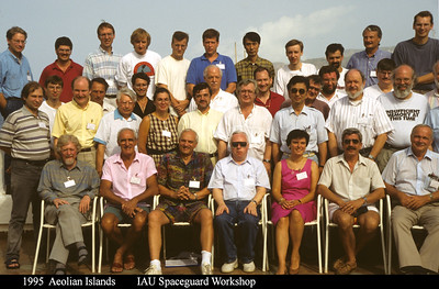 1995 IAU Spaceguard Workshop