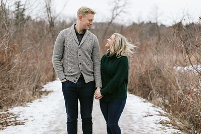 Emily & Cory