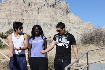 2012 International Students Trip