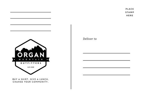 Organ Mountain Postcards
