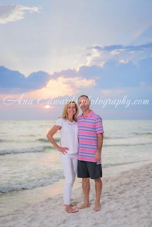 Melissa's family  |  Panama City Beach