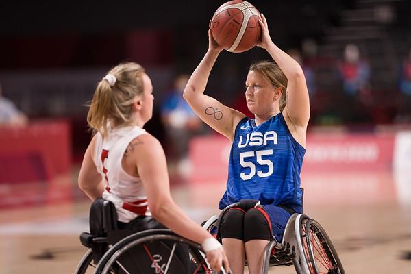 8-31-2021 Women's Canada vs. United States