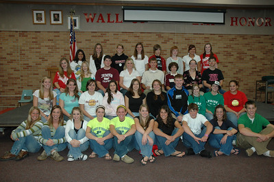 High School Student Council - 2006-2007
