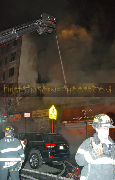 12/13/13 - Harlem 5th Alarm