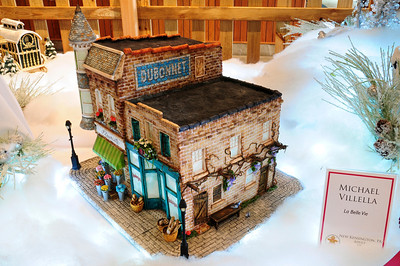 National Gingerbread House Competition 2011
