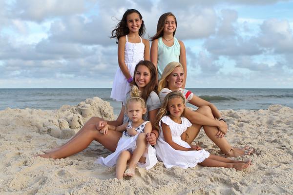 Davis Family Beach Photos 2014