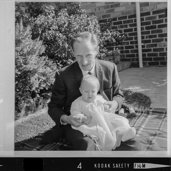 Colin Holmes & Allison Holmes, 1965.