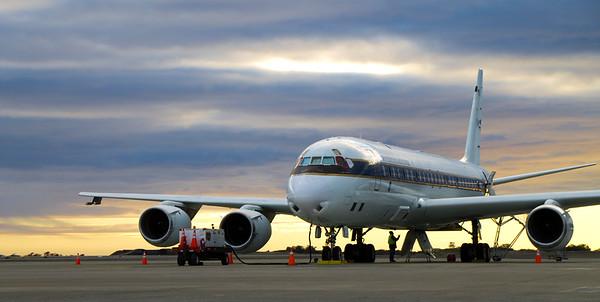 Operation IceBridge Antarctic 2012